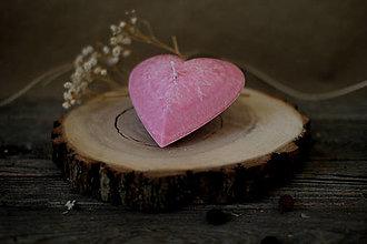 Svietidlá a sviečky - Srdiečko ♥ - 13108935_