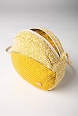 Detské tašky - Žltá taštička - 13108345_