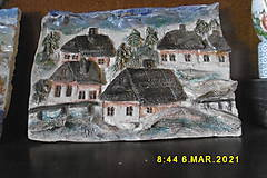 Obrazy - zivot na dedine - 13110597_
