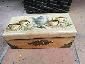 Krabičky - na čaj - 13111267_