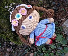 Hračky - peňaženka bábika - 13115360_