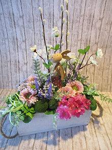 Dekorácie - Jarná dekorácia - 13114142_