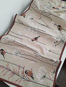 Úžitkový textil - ...štóla vtáčik... - 13112894_