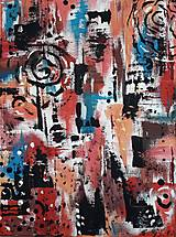 Obrazy - Abstraktný obraz 40x30 - 13113014_