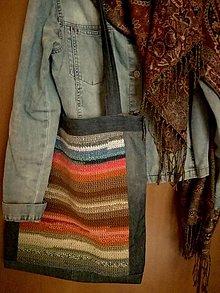 Veľké tašky - TAŠKA Farebné ČuDo - 13115101_