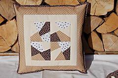 Úžitkový textil - mramor - 13114619_