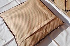 Úžitkový textil - mramor - 13114621_
