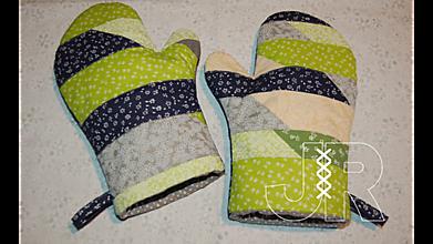 Úžitkový textil - patchworkové - 13115826_