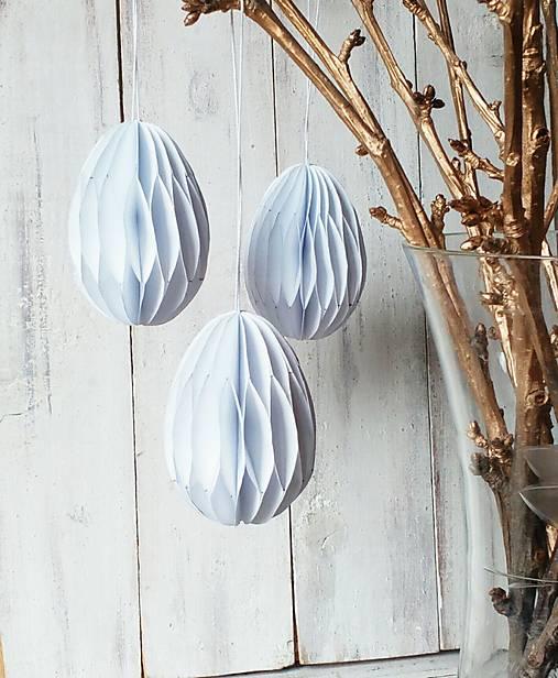 Dekorácie - Jarná dekorácia - Veľkonočné vajíčka - 13119035_