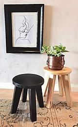 """- Dvojset drevených stojanov č.2 pre """"izbovky"""" z kolekcie """"YinYang"""" - 13119563_"""