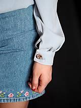Topy - Obojstranná košeľa - 13127457_
