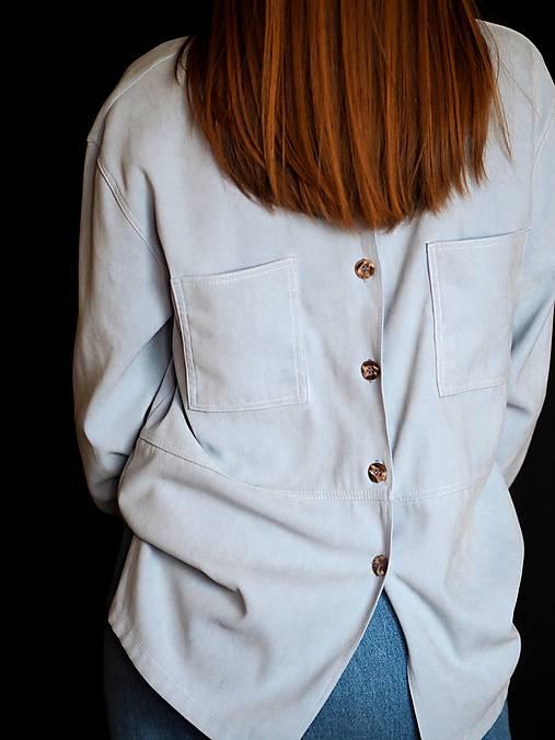 Obojstranná košeľa