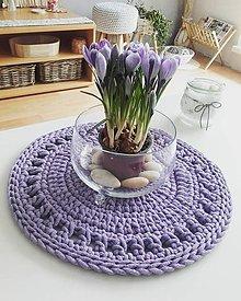 Úžitkový textil - Prestieranie LAVENDER - 13123135_
