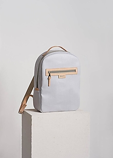 Batohy - Backpack Silver - 13127033_