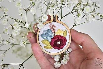 Náhrdelníky - Vyšikráska Valentína - 13124268_