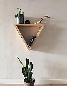 Nábytok - Policový stojan na rastliny&ACC z kolekcie Olaf - 13125874_