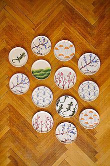Nádoby - Tanier kolekcia Les - 13125805_