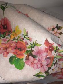 Úžitkový textil - obrus (obrus 150 x 150 cm) - 13129718_