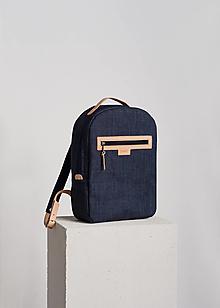 Batohy - Backpack Darkdenim - 13127850_