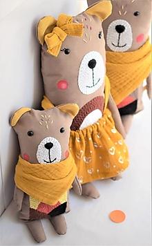 Hračky - -Macko Adri/hračka/mini- - 13130090_