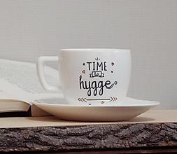 Nádoby - Šálka  HYGGE - 13129481_