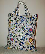 Nákupné tašky - nákupná - ľudová - 13130233_