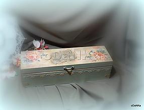 Krabičky - šperkovnica List - 13134298_