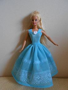 Hračky - Šaty pre barbie - 13136565_