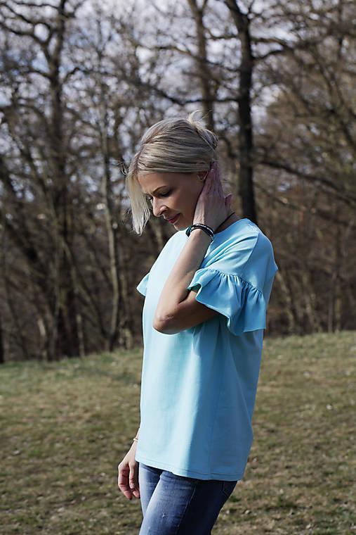Tričko Blue Merlin