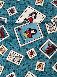 Textil - Gorjuss - My Story - Character Toss - 13139411_