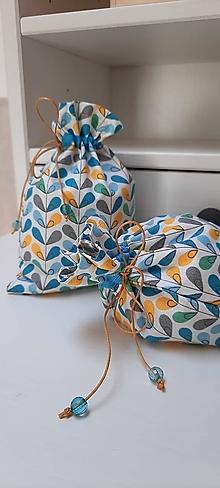Úžitkový textil - Vrecúško - 13137894_