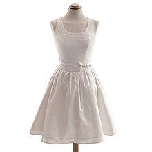 Šaty - Milano - svadobné šaty, 100% hodváb - 13138867_