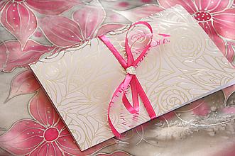 Papiernictvo - Darčekové balenie na hodváb... - 13138800_