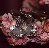 Náušnice - Měsíčkové - 13141303_