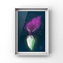 Grafika - Print-energetický ostrov - 13137949_