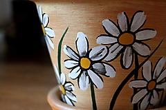 Nádoby - Kvetináč maľovaný na mieru ❤ - 13146087_