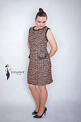 Šaty - Chanel šaty - 13143306_