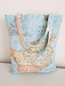 Nákupné tašky - ...pre vášnivých cestovateľov... - 13142327_