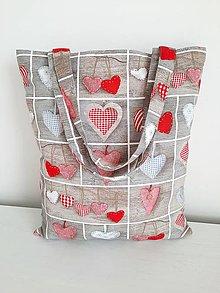 Nákupné tašky - Nákupná taška - 13142337_