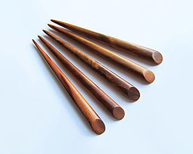Ozdoby do vlasov - Drevená ihlica do vlasov - 13148432_