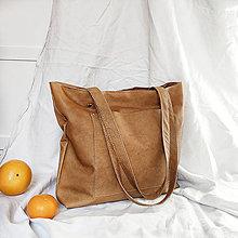 Nákupné tašky - Nina (béžová) - 13146794_