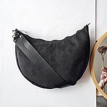 Kabelky - Luna (cloth black) - 13146839_