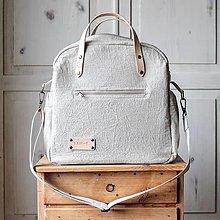 Veľké tašky - Veľká taška LUSIL bag 3in1 *Natur* - 13147335_