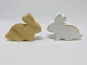 Dekorácie - Veľkonočný zajačik 1. - 13150001_