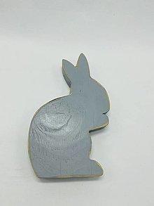 Dekorácie - Veľkonočný zajačik 2. - 13150039_