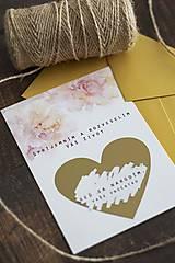 Papiernictvo - Stieracie oznámenie o vnúčatku - 13149990_