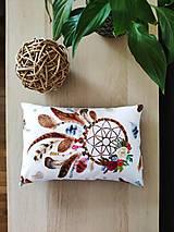 Úžitkový textil - Relaxačný vankúšik levanduľový, na dobrý spánok - 13149334_