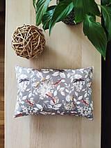 Úžitkový textil - Relaxačný vankúšik levanduľový, na dobrý spánok - 13149371_