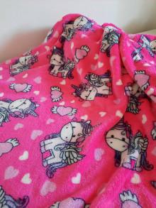 Textil - detská deka - 13155359_