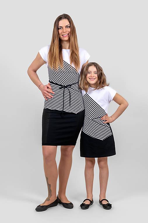 Šaty - Lorengo máma & dcera - 13152437_